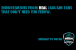 Jaguars Fans Start Anti-Tebow Web Page