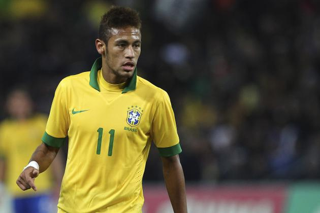 How Neymar Would Fit in Tactically with Barcelona