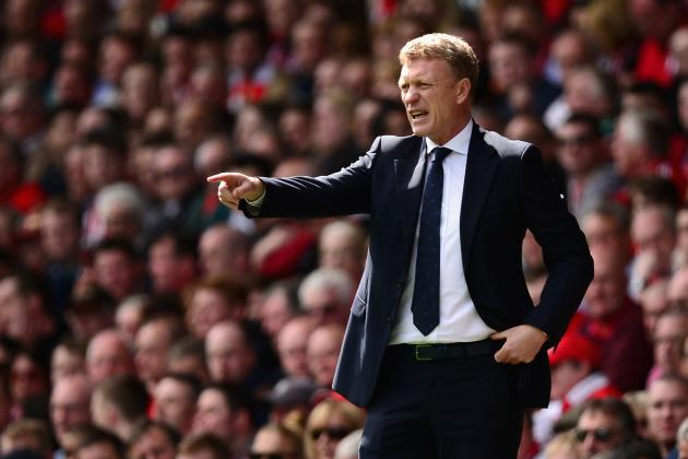 David Moyes to Win 2 Trophies in 1st Season with Man United, Per Simulation