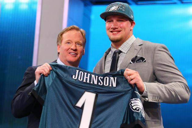 Scout: Lane Johnson 'Not Ready for Prime Time'