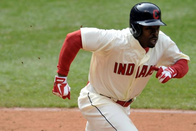 Bourn Could Be Back with Indians This Weekend