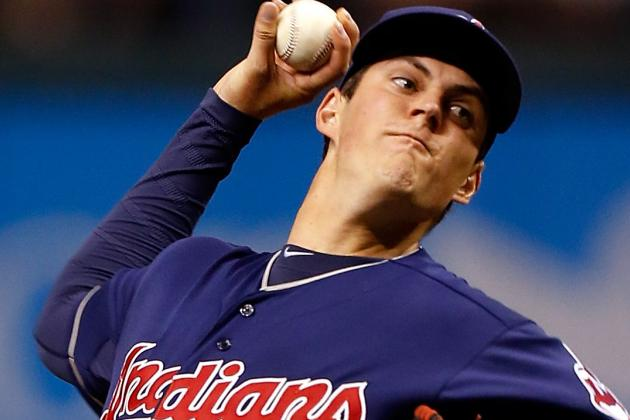Bauer's Wild No-Hit Bid