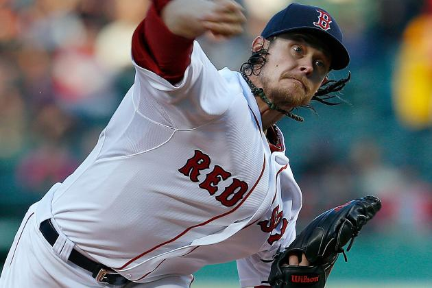 Clay Buchholz: Sunscreen, Rosin Controversies 'Doing Me an Injustice'