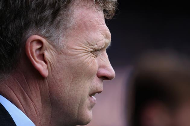 Everton Confirm David Moyes Quits to Take over Manchester United