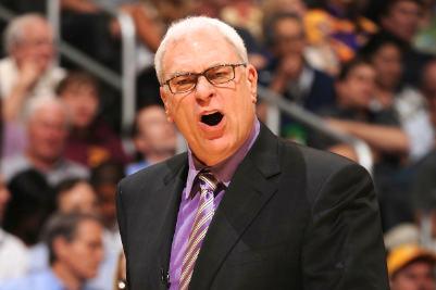 What Phil Jackson Has Left to Prove