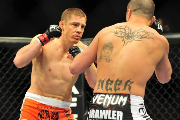 Duane Ludwig Talks Breaking Down Fight Film While Using Marijuana
