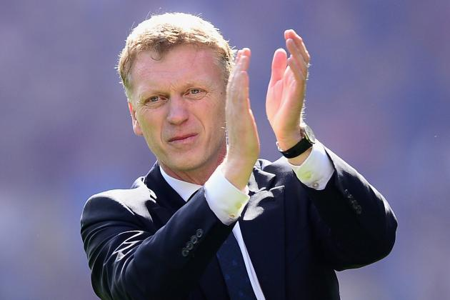 What Will David Moyes' Manchester United Look Like in 2013-14?