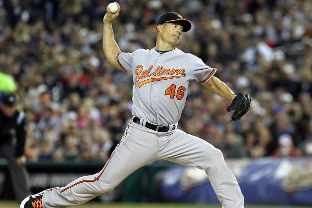 Orioles, Guthrie Poised for Reunion