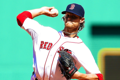 Boston Red Sox's Clay Buchholz Speaks Up on Controversy He's Doctoring Baseballs