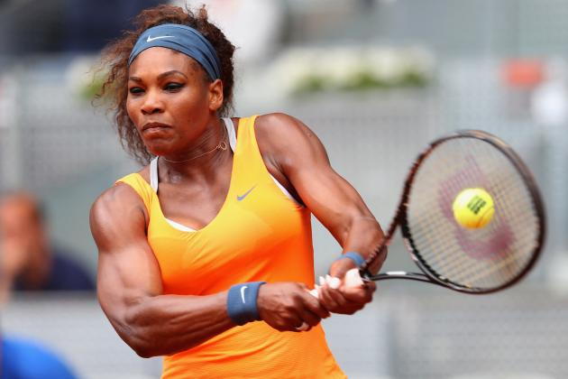 Serena Williams' Clay-Court Season Will Be Judged by French Open Performance