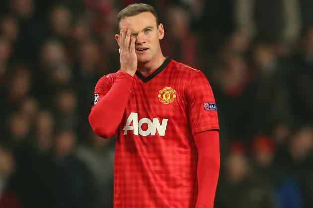 Man United Insists Rooney Not for Sale