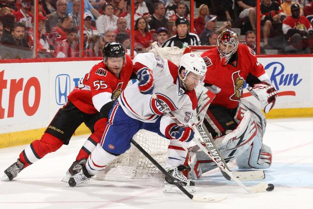 Game Preview: Canadiens - Senators - May 9, 2013