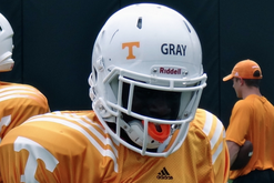 Tennessee Defensive Back Gray Transferring