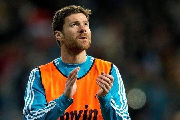 Real Madrid Midfielder Xabi Alonso Says He Will Still Be at Club Next Season