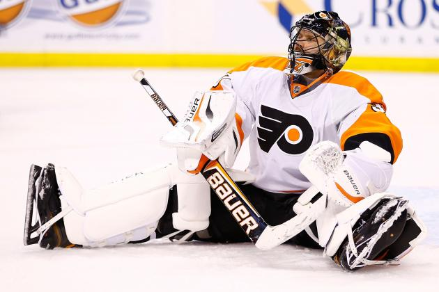 Bryzgalov on Philly Media: 'Not Really Bullying, but Pure Unprofessionalism'