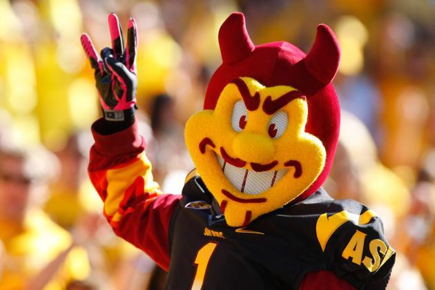 ASU Unveils Redesigned Sparky Mascot (again)