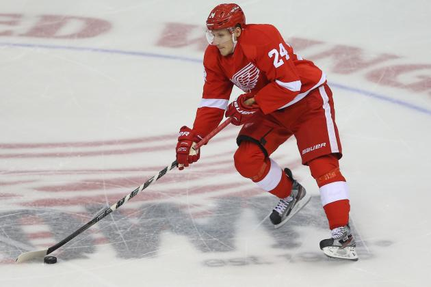 Why Looming Playoff Exit Doesn't Dampen Detroit Red Wings' Long-Term Outlook