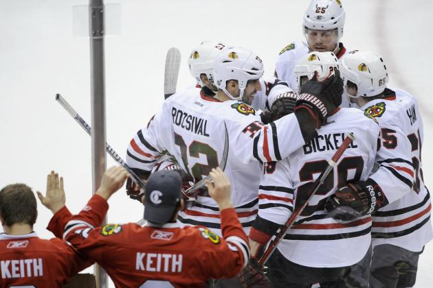 Chicago Blackhawks: 5 Questions Going into Game 5