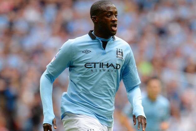 Yaya Toure Fit for FA Cup Final
