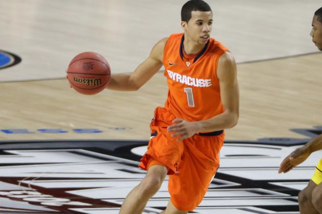 2013 NBA Draft Profile: Syracuse G Michael Carter-Williams