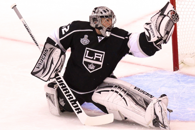 Is Having a Hot Goalie in the NHL Playoffs Overrated?