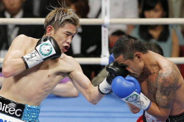 Ioka Defends WBA Crown with Knockout