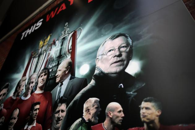 Sir Alex Ferguson 1986-2013 Infographic: Recounting His Manchester United Reign