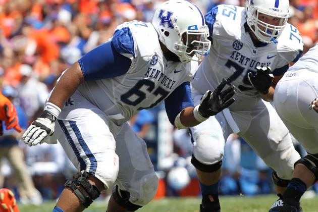 Hopes high for new Lions G Larry Warford after all he has put into training