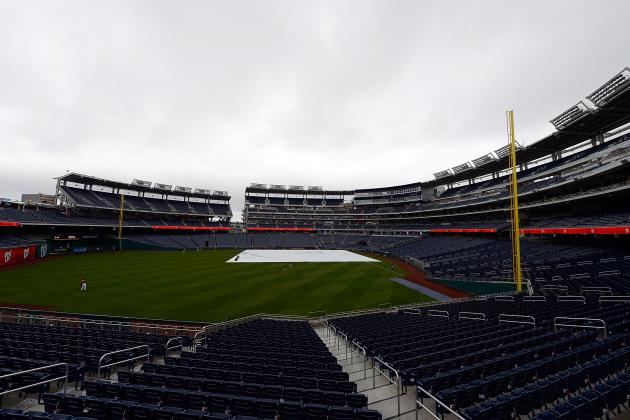 Nats Reverse Ticket Policy on Postponed Games