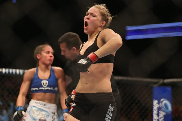 Fox Sports 1 Unveils UFC Heavy Programming, Including 2 New Live Events
