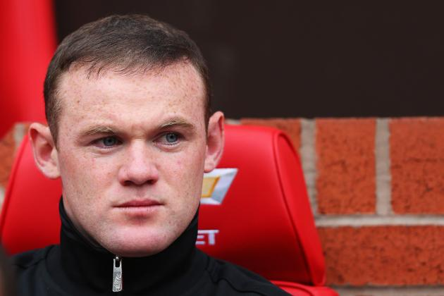 Wayne Rooney: His Most Viable Destinations Should He Leave Manchester United