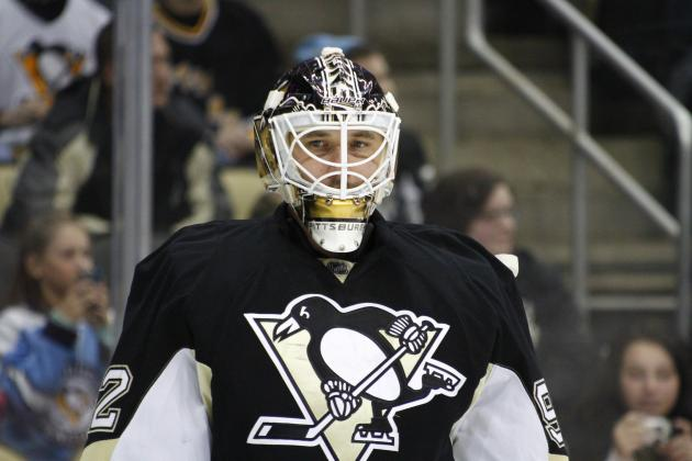 Vokoun Grateful for Opportunity to Start