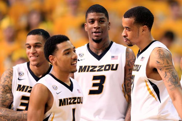 Missouri To Compete In 2013 Continental Tire Las Vegas Invitational