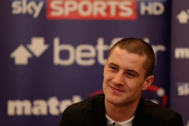Ricky Burns vs. Jose Gonzalez: Fight Time, Date, Live Stream, TV Info and More