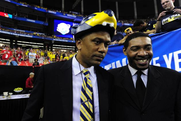 Jalen Rose Happy for Chris Webber, Louis Bullock, Maurice Taylor
