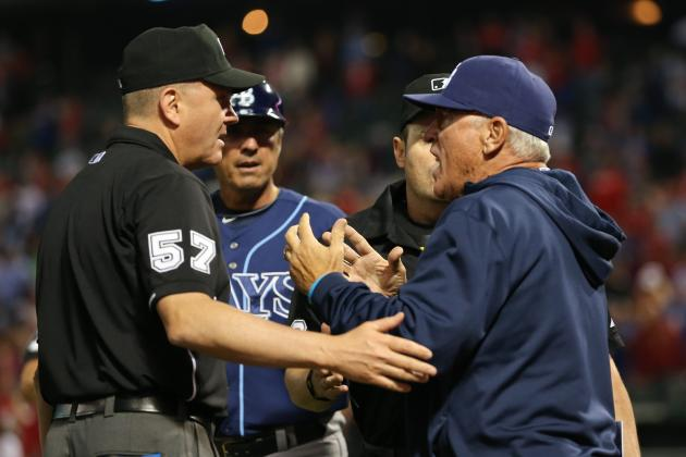 The Most Brutal Umpiring Gaffes of the Early 2013 MLB Season