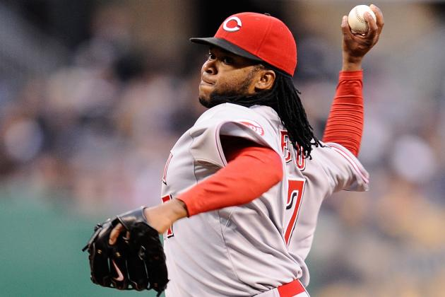 Johnny Cueto Eager to Test Himself in Dayton