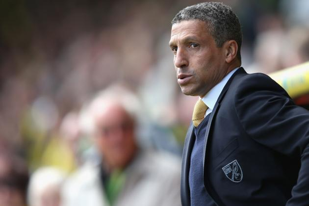 Norwich City: Canaries Fans Must Unite Behind Chris Hughton for WBA Clash