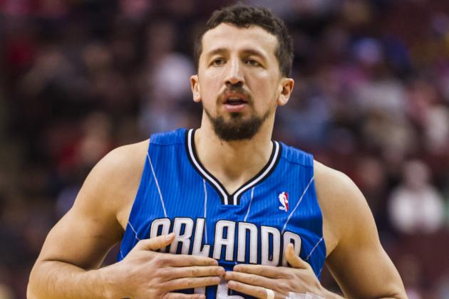 Hedo Turkoglu Accepts Reality That Time with Magic May Be over