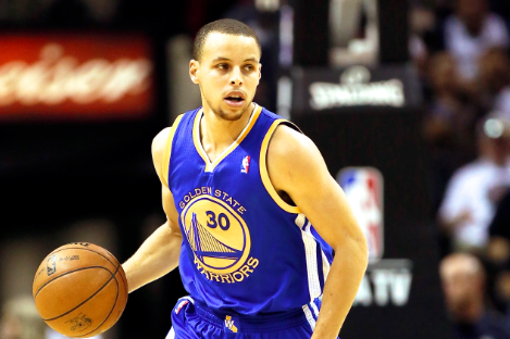 Stephen Curry Rolls with Metta World Peace's Tweet on 'Steve Curry'