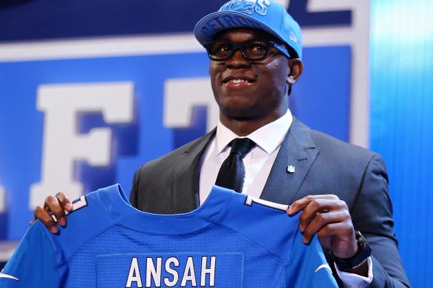 Why Ansah Will Deliver On Expectations