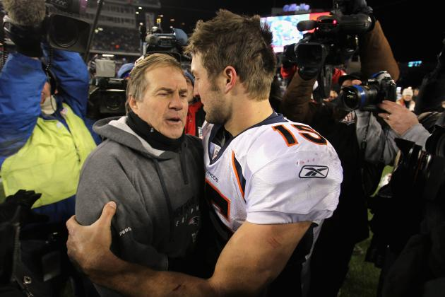 Bill Belichick Reportedly Hates Tim Tebow as a Player