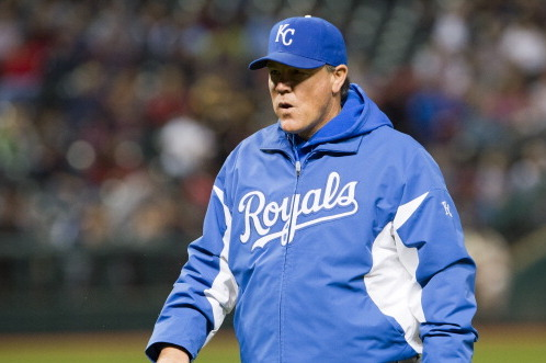 Royals' Yost Pondering Lineup Changes
