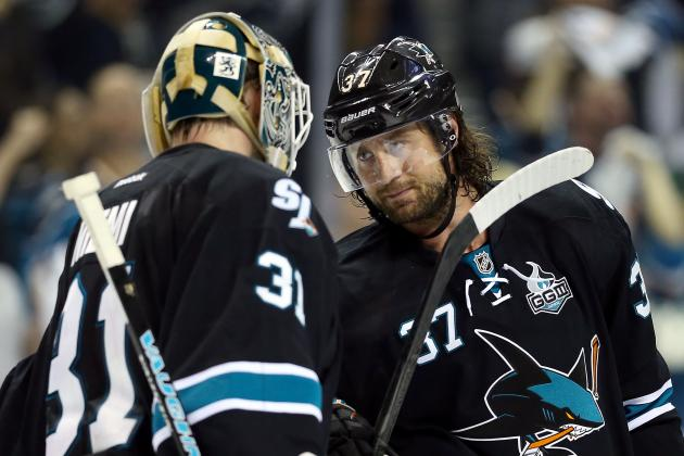 Burish out Next Round Due to Upper Body Injury