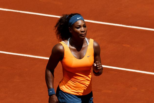 Madrid Open 2013: Recent Results from Tennis' Top Stars