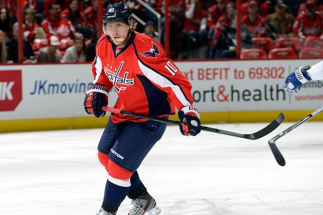 Capitals' Erat to Miss Game 5