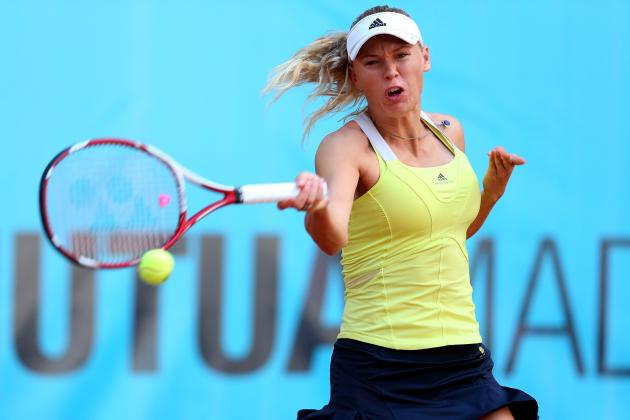 Caroline Wozniacki's Early Exit in Madrid Highlights Disturbing Trend