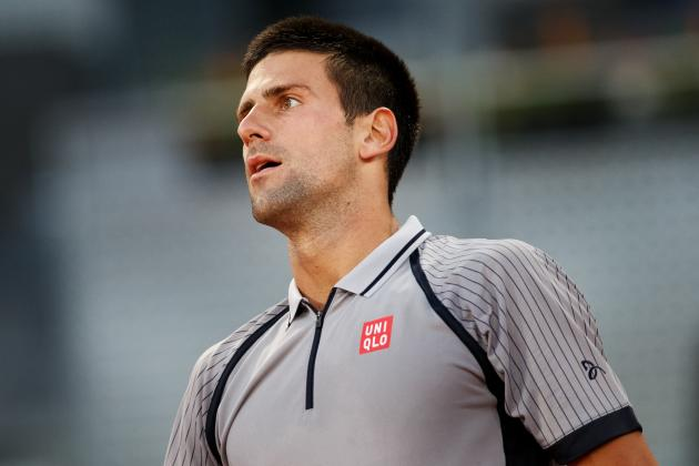 Novak Djokovic's Guide to Rebounding Following Early Madrid Open Exit