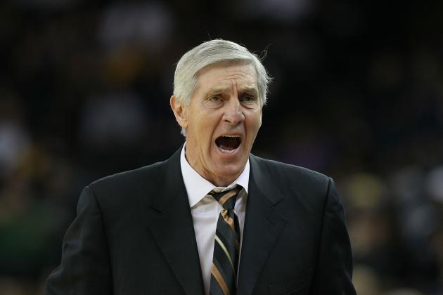 Jerry Sloan: 'A Couple' of NBA Teams Have Called