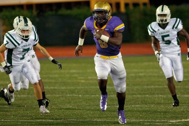 LSU Football: Top 5 Players on Les Miles' 2014 Recruiting Wish List